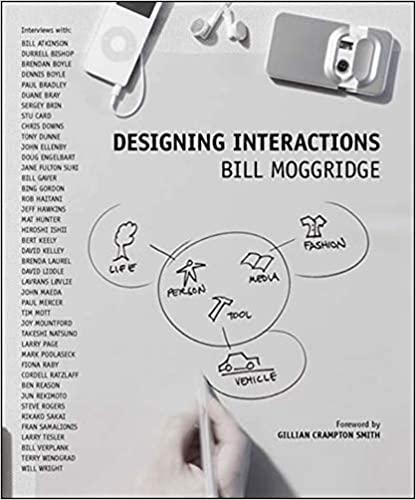 Designing Interactions
