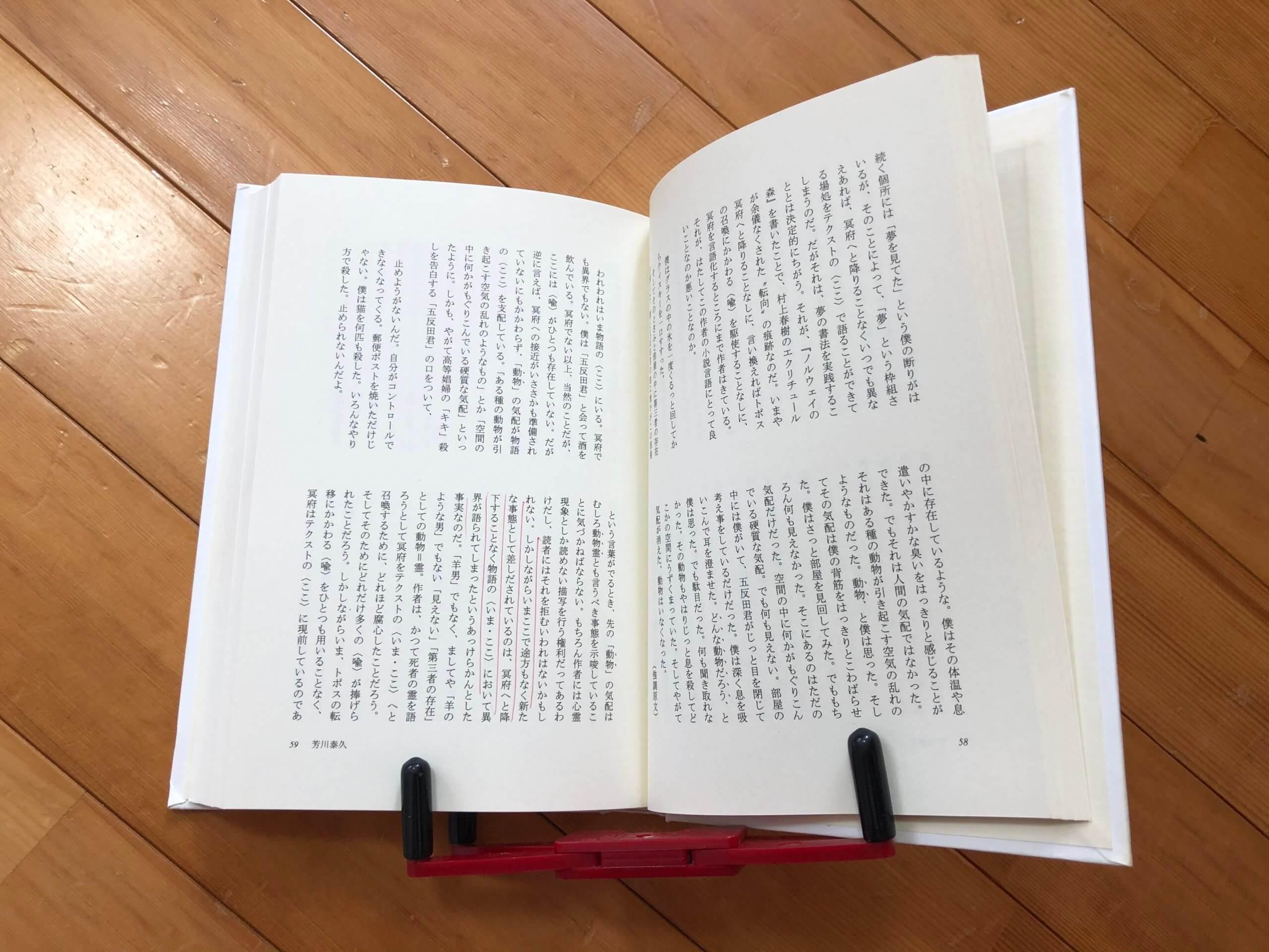 22円本 中身